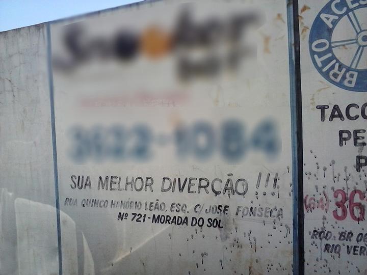 """""""Diverção"""""""
