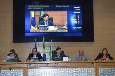 Presidente Iran Cabral abre semana de sessões legislativas hoje às 19h