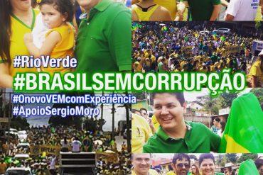 Parlamentar justificou que, apesar de seu partido pertencer à base de Dilma, ele apoiou Aécio Neves em 2014