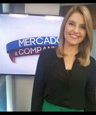 Âncora do Mercado&Cia e consultora em documentários da HBO Americana no Brasil, Kellen Severo fará palestra no auditório principal do Centro Tecnológico da Comigo