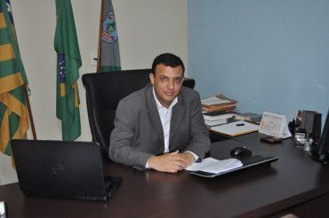 Danilo Fabiano: novo superintendente de Inteligência