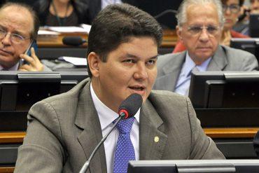 """Heuler: """"Quem ganha com a taxação é o produtor"""" (Foto:psdcamara.org.br)"""