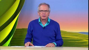Jornalista abordará a importância do agronegócio para o Brasil e como a sociedade brasileira enxerga o setor, incluindo a visão da imprensa em geral