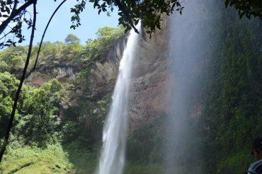 Cachoeira do Rio Preto, em Rio Verde: riquezas naturais ainda carecem de investimentos