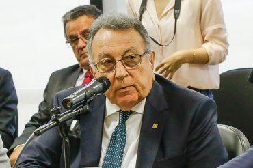 João Martins, presidente da Confederação de Agricultura e Pecuária do Brasil  (Foto: CNA)