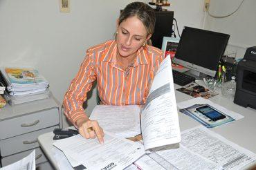 Patrice Guimarães, coordenadora da Vigilância Epidemiológica