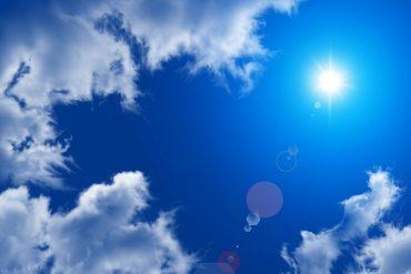 As três semanas que antecederam a chegada da massa de ar polar no continente foram as mais calorentas dos últimos 50 anos