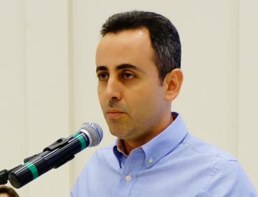 Leonardo Tangerino, secretário municipal de Saúde:  quantidade prevista de vacinas é suficiente para atender toda a população dos grupos de risco