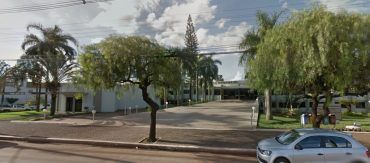 Palácio da Liberdade (Foto: Google Street View)