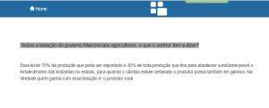 Trecho da polêmica entrevista ao site Falando O que Pensa (http://falandoquepensa.com.br/noticia/137/entrevista-com-o-deputado-federal-e-pre-candidato-a-prefeito-heuler-cruvinel)