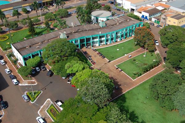 Prefeitura de Rio Verde (Crédito da foto: Prefeitura Municipal de Rio Verde)