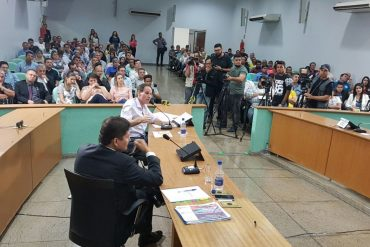 (Crédito da foto: Divulgação Coderv/Câmara Municipal de Rio Verde)