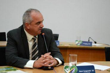 Filha de vereador teve 'demissão relâmpago' de cargo comissionado na Prefeitura (Foto: Câmara Municipal de Rio Verde)
