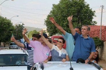 Secretário de segurança não incluiu Rio Verde no roteiro de campanha (Foto: Divulgação)