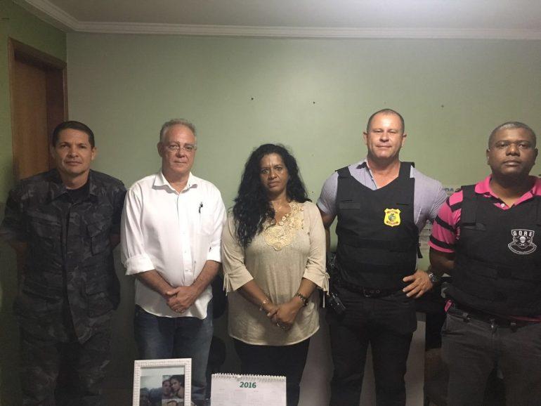 Ao prefeito eleito, responsáveis pela segurança do CIS e da CPP apontaram falta de recursos humanos e precariedade das instalações
