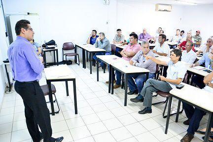 Edson Novaes, gerente de Estudos Técnicos e Econômicos da Faeg (Foto: Larissa Melo)