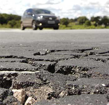 Laudo conclui que rodovia precisa ser duplicada