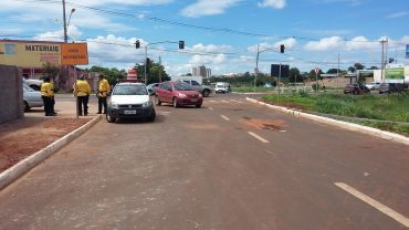 Construtora responsável pela obra foi acionada pela Prefeitura