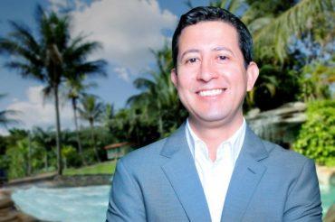 Ferreira: marca de 30% de crescimento econômico em um ano no Aldeia das Águas Park Resort, de Barra do Piraí (RJ)