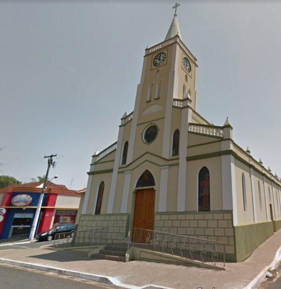 Erguida em 1907, São Sebastião é a mais antiga igreja de Rio Verde