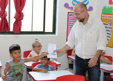 Repasses foram de R$ 1,5 milhão para a manutenção das novas turmas e R$ 500 mil para salário dos professores.