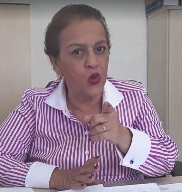 Vereadora afirma que pediu para exercer mandato na Câmara sem remuneração (Foto: Reprodução Facebook)