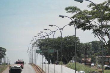 Trecho urbano da BR 060 em Rio Verde (Foto: Prefeitura de Rio Verde)