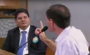 """Lissauer: """"O prefeito Juraci foi quem me fez na política, assim como foi ele quem fez o senhor, que não era um político conhecido."""""""