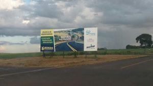 Rodovia pronta mesmo só na propaganda do Governo de Goiás na GO 174