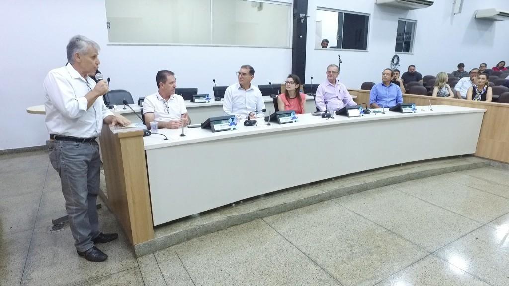 Um dos autores mais referenciados no assunto, Coca Ferraz falou sobre o panorama geral do transporte público coletivo.